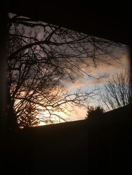Shrouded Sunset (3:25:2020 @ 7;04 PM)